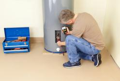 Frisco tx water heater repair specialist breaks out the ohmeter